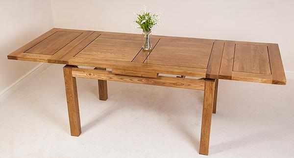 Rustic Oak Dining Table Ebay Rustic Solid Oak Dining Set